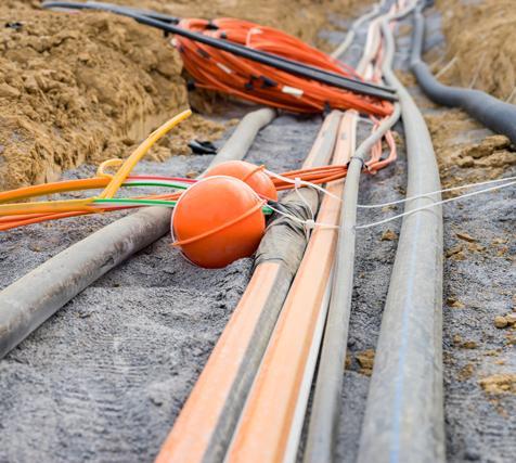 Raccordement gaz électricité Granville